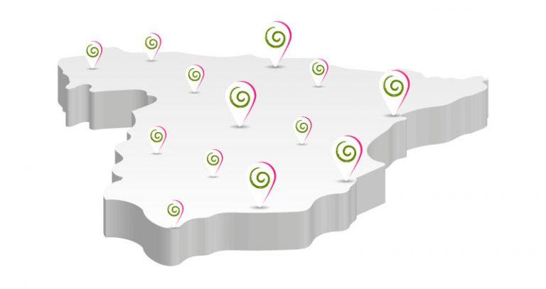 Áreas donde Dagara Informática presta servicios.